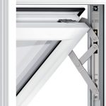 Casement-window-hinge